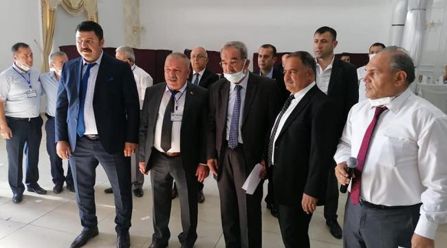 Suluova Esnaf Kefalet Koop. Göreve Seçilen Yaşar Tanci Başkanımızı Tebrik Eder Yeni Görevinde Başarılar Dileriz.